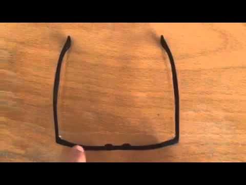 Frame Adjustment: Crooked Frames - YouTube