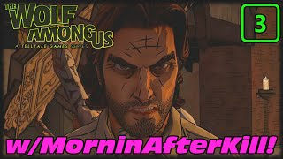 The Wolf Among Us Episode 5 Cry Wolf Ending! My Justice Is The Only Justice For Fabletown!