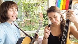 NNS.5 // Molly Tuttle & Lindsay Lou - Joni Mitchell (Cover) - Help Me
