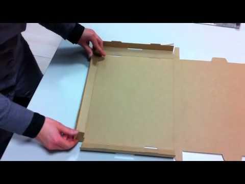 Cartellina ecologica youtube - Costruire una porta a libro fai da te ...