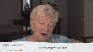Betty Jane Shares Her Vulvar Cancer Symptoms