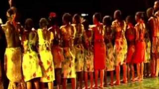 Dancing for Peace in the Democratic Republic of the Congo