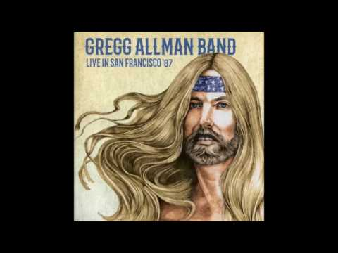 Gregg Allman Band  -  Live San Francisco 1987