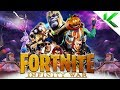 FORTNITE INFINITY WAR FULL MOVIE - (Fortnite BR Movie) - Fortnite: Battle Royale