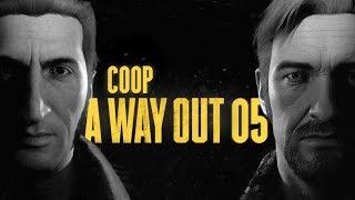A Way Out (PL) #5 - Popołudnie na budowie (Gameplay PL)