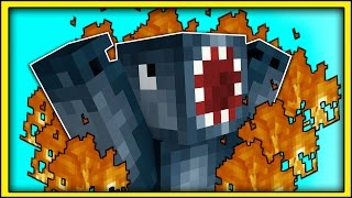 Minecraft - HOT STUFF! - Tall Dropper Map! [2]