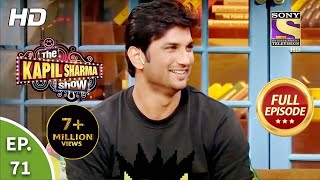 The Kapil Sharma Show 2 -Sushant Shares His Stories -दी कपिल शर्मा शो 2 -Full Ep. 71 - 1st Sep, 2019