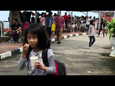 EP05 : PENANG HILL RAILWAY FAMILY TRIP & ATTRACTIONS (BUKIT BENDERA, MALAYSIA)