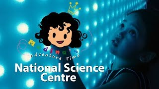 Outdoor Play | Amazing Discoveries in National Science Centre