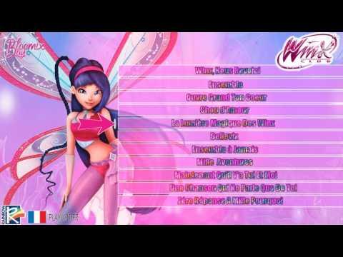Winx Club - Saison 4 : Toutes les Chansons !| Bloomix Boy