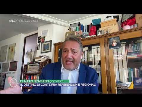 Regionali, il retroscena di Claudio Brachino: 'Zingaretti nervoso, a rischio non solo la sua ...
