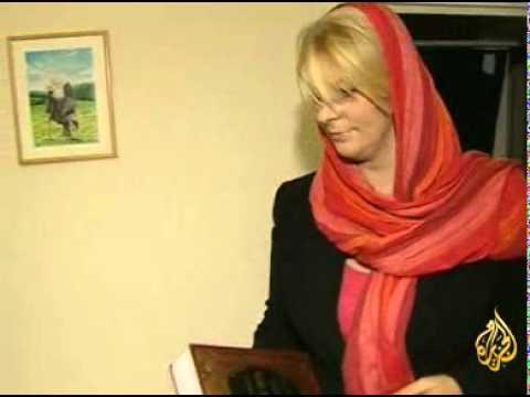 أخت زوجة توني بلير تعتنق الإسلام