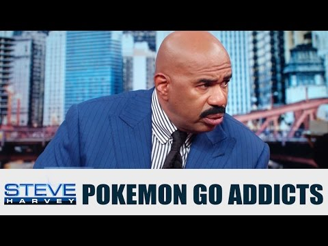 What the hell wrong with ya'll?!? || STEVE HARVEY