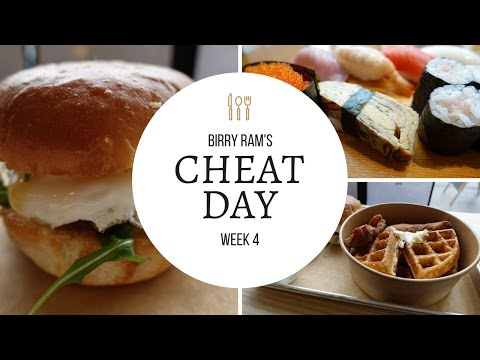 Cheat Day Week 4: Exploring Metro Vancouver Restaurants - The Gray Olive Cafeteria & Sushi Itoga