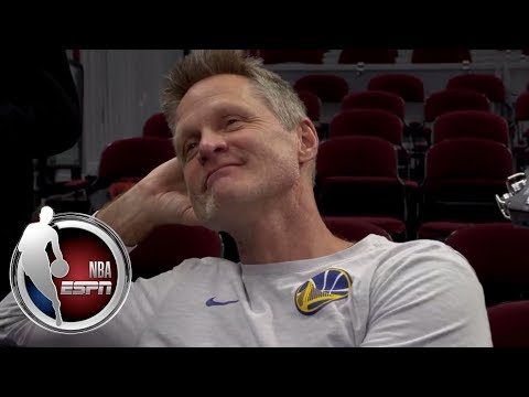 Steve Kerr compares Cavaliers-Warriors to 80