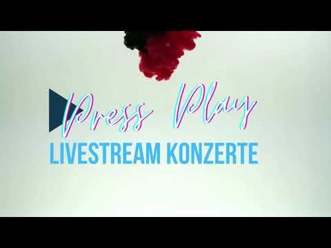 Press Play: Livestream-Konzerte in einer neuen Dimension!