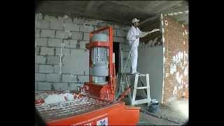 Штукатурка стен knauf MP 75 Video(, 2009-02-10T20:55:01.000Z)