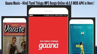 Gaana Music – Hindi Tamil Telugu MP3 Songs Online v8.0.5 MOD APK is Here ! screenshot 5
