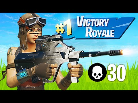 Winning In Solos!!! (Fortnite Battle Royale)