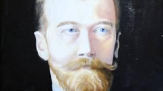 Портрет маслом - Николай II