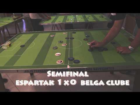 SEMIFINAL - ESPARTAK X BELGA CLUBE (COPA ARAUJO 2015)