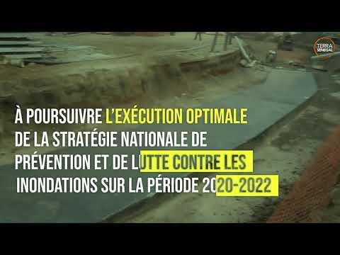 """Lutte contre les inondations: Le mode """"fast track"""" est activé"""