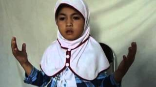 Dakwah Anak Lucu- Belajar-Ceramah-Islam-Tema-Tentang-Keimanan Kepada Alloh SWT