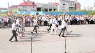 Вальс 2013 школа №72 г Гомель)