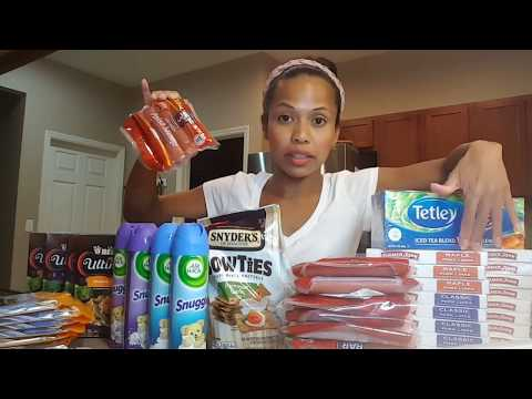 Dollar Tree Haul July 9, 2017 – Cute new finds with couponing