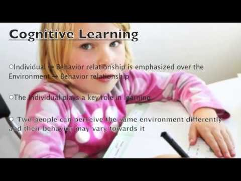 Behavior Learning Theory - Psychology