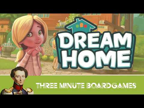 Dream Home in about 3 minutes
