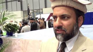 National Ijtema 2012 MAAD: Interview National Sek. Waqf e Nau BRD