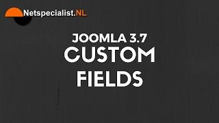joomla 37 custom fields thumbnail