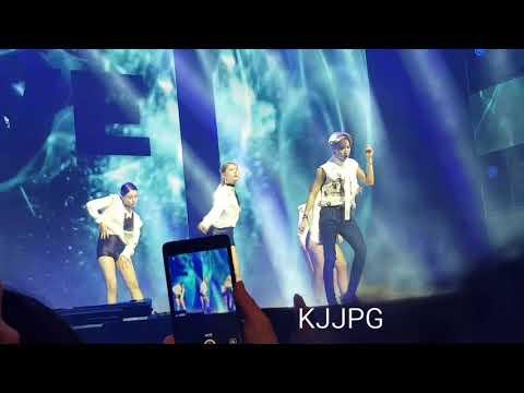 Music Bank In Chile 2018 / TAEMIN - MOVE