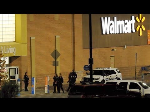Three dead in shooting at Walmart in Thornton