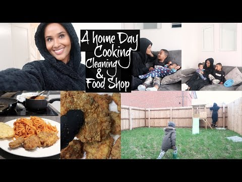 A Day In The Life Of A Stay At Home MUM/MOM OF 2 | Zeinah Nur