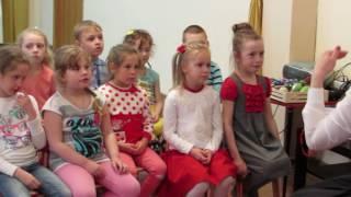 Открытый урок по вокалу 2017 весна