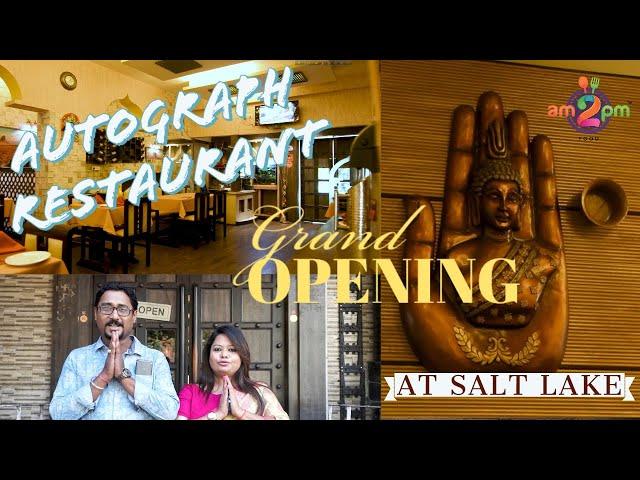 Grand Re-Launch of Autograph Restaurant, Salt Lake