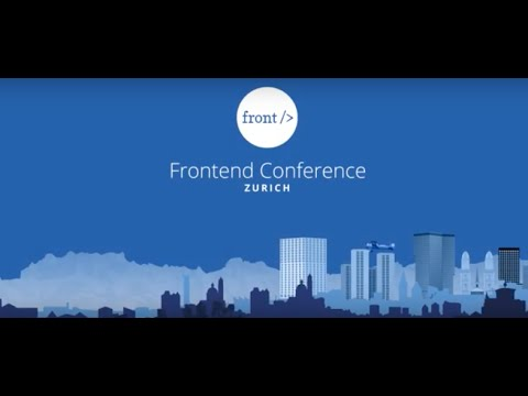 About Frontend Conference Zurich