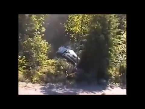 รวมอุบัติเหตุรถแข่งแบบรุนแรง