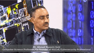 TechTalk With Solomon - Interview WIth Dr. Ahmed H. Seid(Computer Science Professor And Cybersecurit