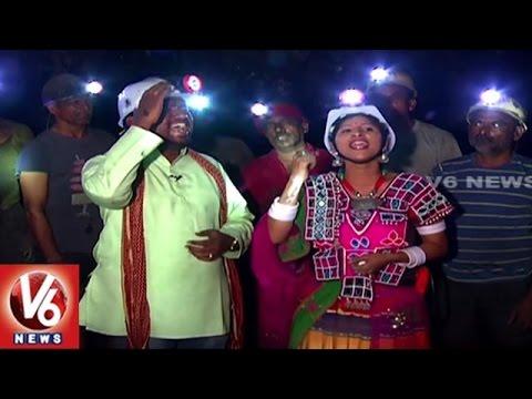 Telangana Yatra | Heritage & Culture Of Adilabad District | RK1 A Coal Mine, Mandamarri | V6