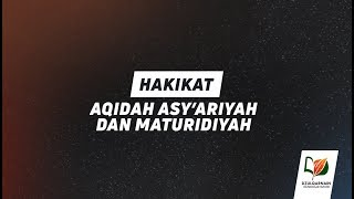 Video Hakikat Aqidah Asy'ariyyah dan Maturidiyyah download MP3, 3GP, MP4, WEBM, AVI, FLV Oktober 2018
