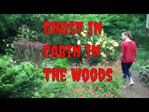 Ghost Haunting Cabin in the woods - Original Investigation (I put them all together) webseries vlog