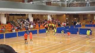 十八區跳繩大賽 30.10.2016  小學組 離島區代表