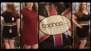 Boohoo Plus Size Try-On Haul! ♡ Matching Separates | whirlsandcurls
