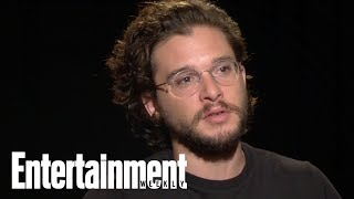 Kit Harington Wants Jon Snow To Kill Brienne Of Tarth On 'Game Of Thrones' | Entertainment Weekly thumbnail
