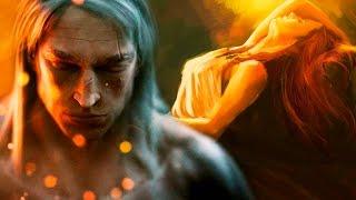 Каноничный билд книжного Геральта в Ведьмак 3