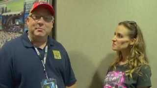 Samantha Busch discusses the Pretty in Pink Foundation and helping Women with Cancer