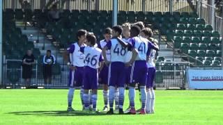 OCDA U13/14 vs Arsenal UK  11.23.2016